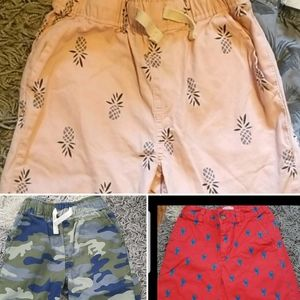 TCP shorts bundle